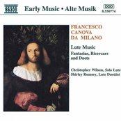 MILANO: Fantasias, Ricercars and Duets
