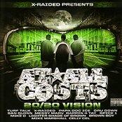 X Raided Presents: 20/20 Vision