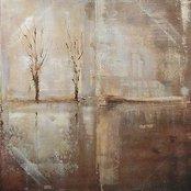 Two Trees, Rain