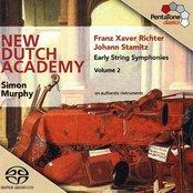 Stamitz / Richter: Early String Symphonies, Vol. 2