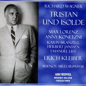Richard Wagner : Tristan Und Isolde (Buenos Aires 18.09.1938)