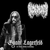 Gaahl Lagerfeld - A Black Metal Lovestory -