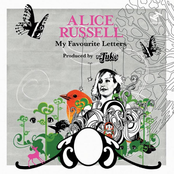 album My Favorite Letters by Alice Russell