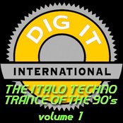 The Italo Techno Trance of the 90's, Vol. 1 (Best of Dig-it International)
