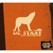 album Wait For Evolution [International Edition] by De Staat