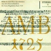 Bach, J.S.: Clavierbuchlein for Anna Magdalena Bach, Book 2