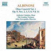 ALBINONI: Oboe Concertos, Vol.  1
