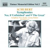 SCHUBERT: Symphonies Nos 8 and 9 (Tintner Edition 2)