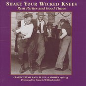 Shake Your Wicked Knees: Classic Piano Rags, Blues & Stomps 1928-43