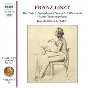 LISZT: Beethoven Symphonies Nos. 4 and 6 (Transcriptions)