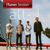 album iTunes Session by alt-J