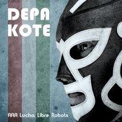 AAA Lucha Libre Robots