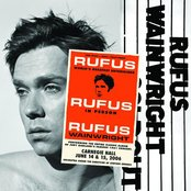 Rufus Does Judy At Carnegie Hall (Disc 1)