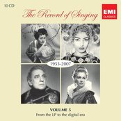 The Record of Singing: 1953 - 2007