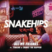 All My Friends (feat. Tinashe & Chance The Rapper) - Single