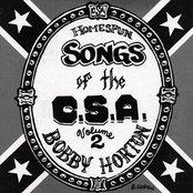 Homespun Songs of the C.S.A., Volume 2