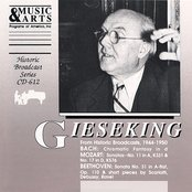 Walter Gieseking: Historic Broadcast Performances (1944-1950)