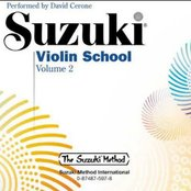 David Ceron Performs Suzuki Violin School, Volume 2 (David Cerone)