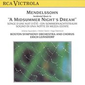 "Incidental Music to ""A Midsummer Night`s Dream"""