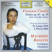 Fryderyk Chopin : Etudes Op. 10 et Op. 25, trois nouvelles études