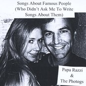 Songs About Famous People (Who Didn't Ask Me to Write About Them)