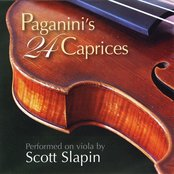 Paganini's 24 Caprices Performed on viola by Scott Slapin