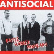 Battle Scarred Skinheads!