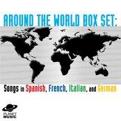 Around the World Box Set: Songs in Spanish, French, Italian, and German