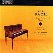 BACH, C.P.E.: Solo Keyboard Music, Vol. 11