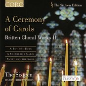 A Ceremony Of Carols - Britten Choral Works II