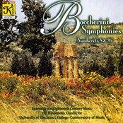 Boccherini: Symphonies in D Minor / A Major / C Minor