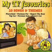 My T.V. Favourites - 20 Songs & Themes