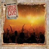 album Overnite Encore: Lyrics Born Live! by Lyrics Born