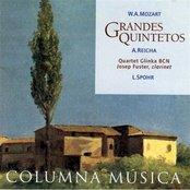 Grandes Quintetos - W.A. Mozart, A. Reicha, L. Spohr