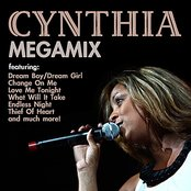 Cynthia MEGAMIX by DJ Carmine Di Pasquale