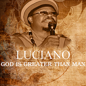album God Is Greater Than Man by Luciano