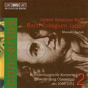BACH, J.S.: Concertos, Vol. 2 (Brandenburg Concertos BWV 1046-1051)