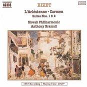 BIZET: L'Arlesienne Suites / Carmen Suites