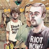 Eleventh Dream Day - Riot Now! Artwork