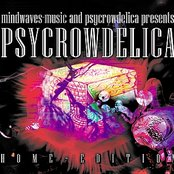 PsyCrowdelica - Home Edition (CD one) by Mindwaves-Music