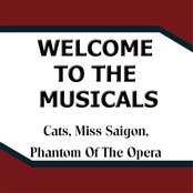 Welcome to the musicals (phantom of the opera/ cats/ miss saigon)
