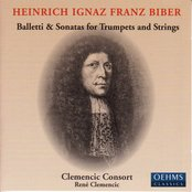 Biber: Balletti and Sonatas for Trumpets and And Strings