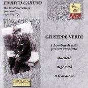 The Verdi Recordings 'Part One' (1902 - 1917)