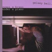 under a piano