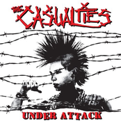 album Under Attack by The Casualties