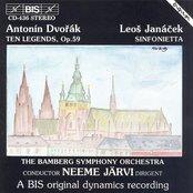 Dvorak: Legends, Op. 59 / Janacek: Sinfonietta