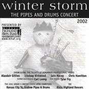 Midwest Highland Arts Fund: Winter Storm  The Pipes and Drums Concert
