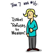 "AAD-16: Isabel ""Refuses to Weaken"""