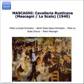 MASCAGNI: Cavalleria Rusticana (Mascagni / La Scala) (1940)