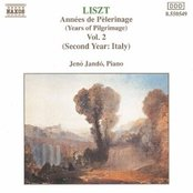 LISZT: Annees de Pelerinage, Vol. 2